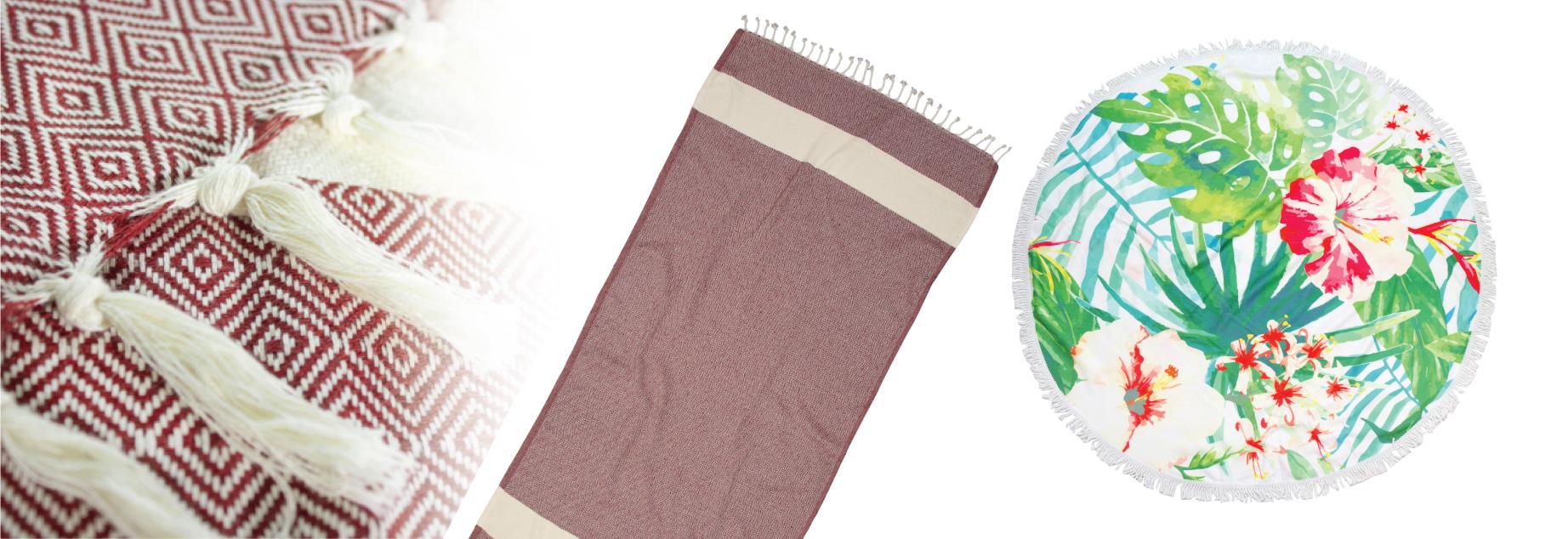 Επιλέξτε τη δική σας πετσέτα θαλάσσης...!